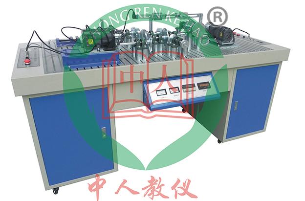 机械传动创意组合测试实验台